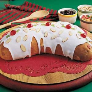 Quicker Stollen Recipe