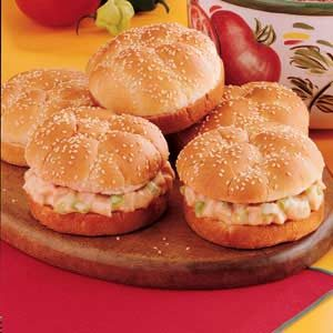 Simple Hot Turkey Sandwiches Recipe