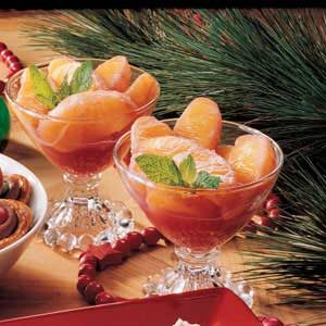 Spiced Oranges Recipe