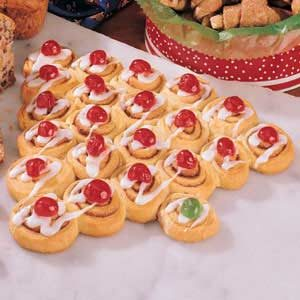 Christmas Tree Rolls Recipe