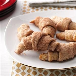 Cinnamon Crescents Recipe