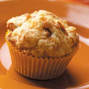 Bacon Cheddar Muffins Recipe