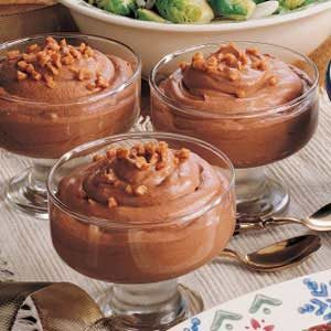 Magic Mousse Recipe