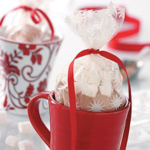 Cinnamon Hot Chocolate Mix Recipe