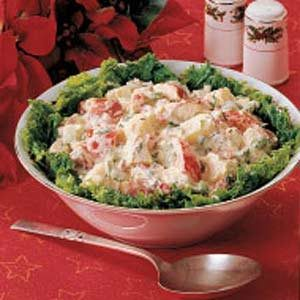 Festive Potato Salad