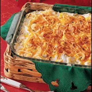 Contest-Winning Hot Chicken Salad Recipe