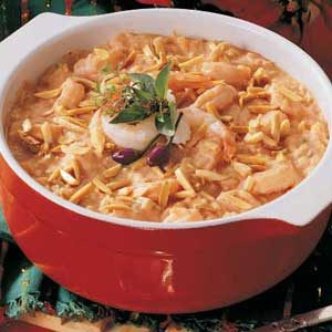 Special Shrimp Bake Recipe