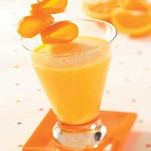 Creamy Orange Drink