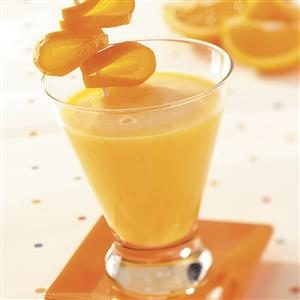 Creamy Orange Drink Recipe