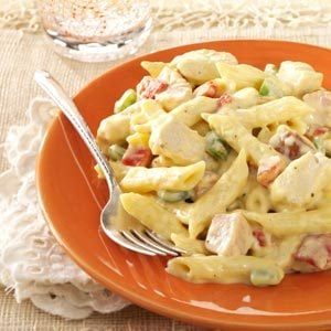 Chicken and Sausage Penne Recipe