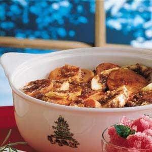 Healthy Apple Sweet Potato Bake Recipe