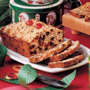 Chocolate Chip Fruitcake