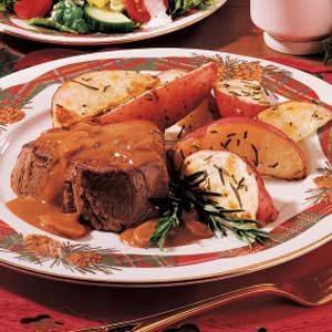 Festive Filets Recipe