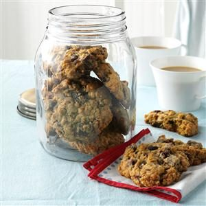 Chunky Breakfast Cookies