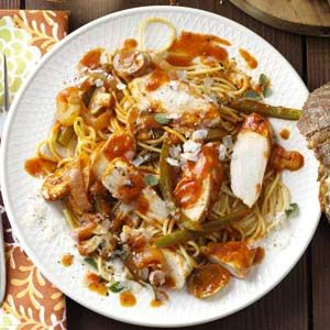 Quick Chicken Cacciatore Recipe