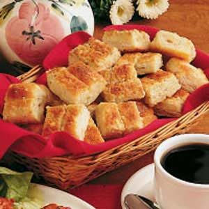 Mini Blue Cheese Rolls Recipe