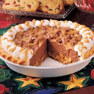 Tin Roof Fudge Pie Recipe