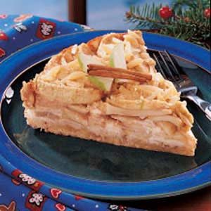 Apple Danish Cheesecake Recipe
