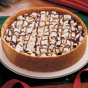 S'more Cheesecake Recipe