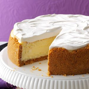 Family-Favorite Cheesecake