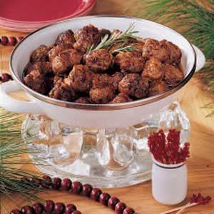 Potluck Meatballs Recipe