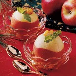 Honey Baked Apples Recipe