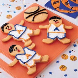 Butterscotch Basketball Cookies Recipe