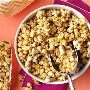 Inspired by: Orville Redenbacher's Caramel Popping Corn