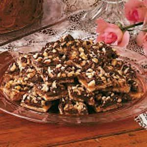 Soda Cracker Chocolate Candy Recipe