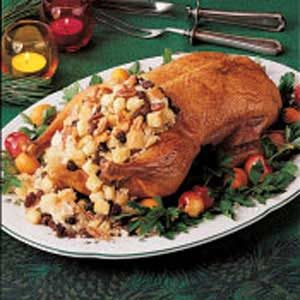 Stuffed Duckling Recipe
