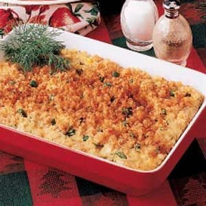 Deviled Crab Casserole Recipe