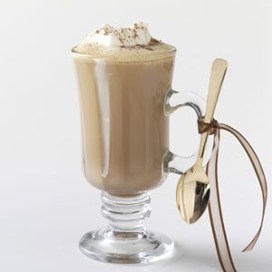 After-Dinner Mocha White Chocolate Recipe