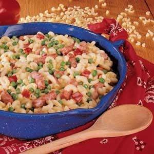 Smoky Macaroni Recipe