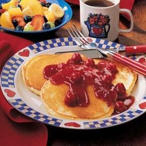 Ruby Breakfast Sauce Recipe