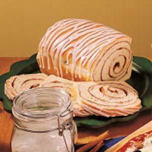 Cinnamon Nut Loaf Recipe