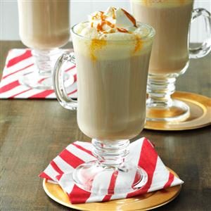 Caramel-Chai Tea Latte Recipe