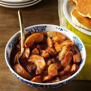 Cinnamon Spiced Apples Recipe