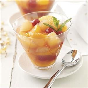 Hot Fruit Salad Recipe