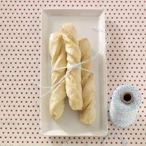 German Sour Cream Twists Recipe