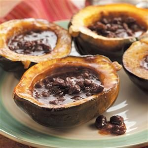 Spiced Acorn Squash Recipe