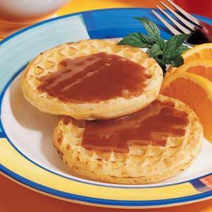 Peanut Butter Syrup Recipe