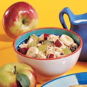 Fruity Oatmeal Recipe