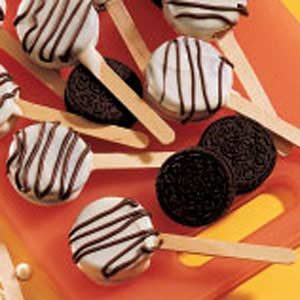 Cookie Lollipops Recipe