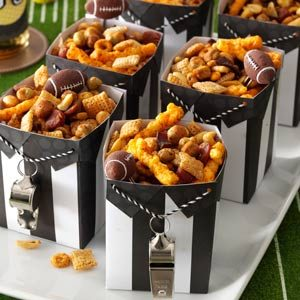 Meat Lovers' Snack Mix Recipe