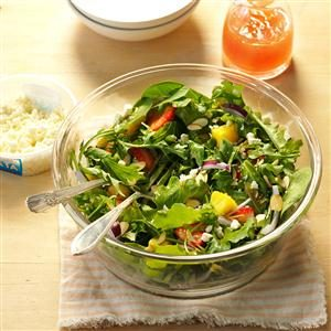 Strawberry Garden Salad