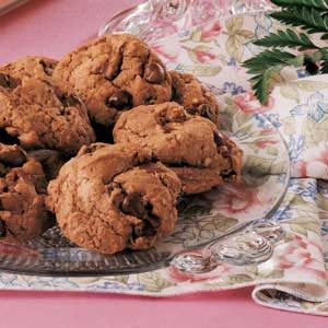German Chocolate Cookies Recipe