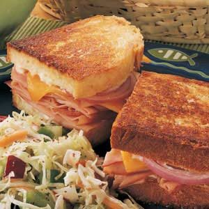 Toasted Cheese Supreme Recipe