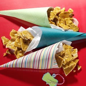 Schoolhouse Peanut Brittle Recipe