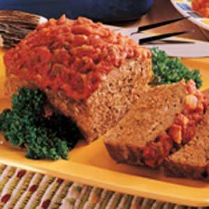 Mexican Meat Loaf Recipe