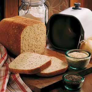 Onion Dill Bread Recipe